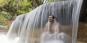 Hotel & Spa Tabacón Thermal Resort en Volcán Arenal, Costa Rica