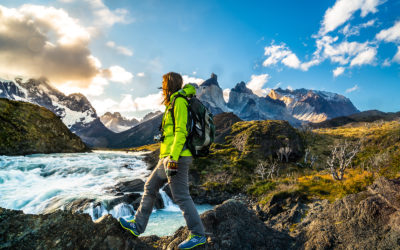 Trekking y aventura en la Patagonia chilena