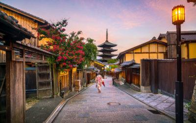 Japón y Polinesia