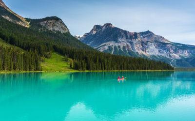Parques Nacionales de Canadá oeste