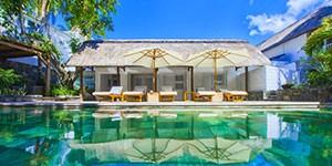 Hotel Relais & Chateaux  20 DEGRÉS SUD en Isla Mauricio