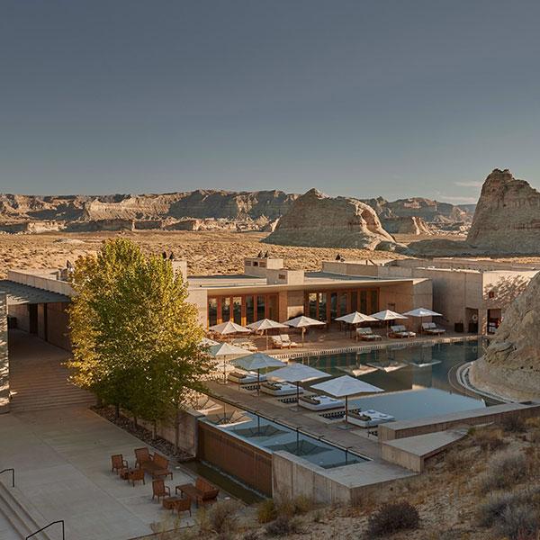 Amangiri Resort en Utah