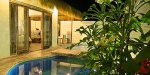 Villas privadas de lujo Atoll Haven