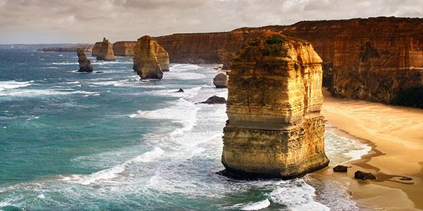 12 apóstoles, Australia