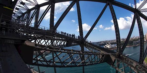 BridgeClimb en Sidney