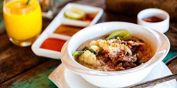 Comida trdicional Camboya y Tailandia