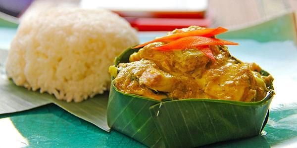 Comida tradicional de Camboya