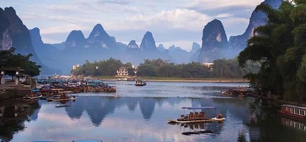 Guilin, imprescindible en tu viaje por China