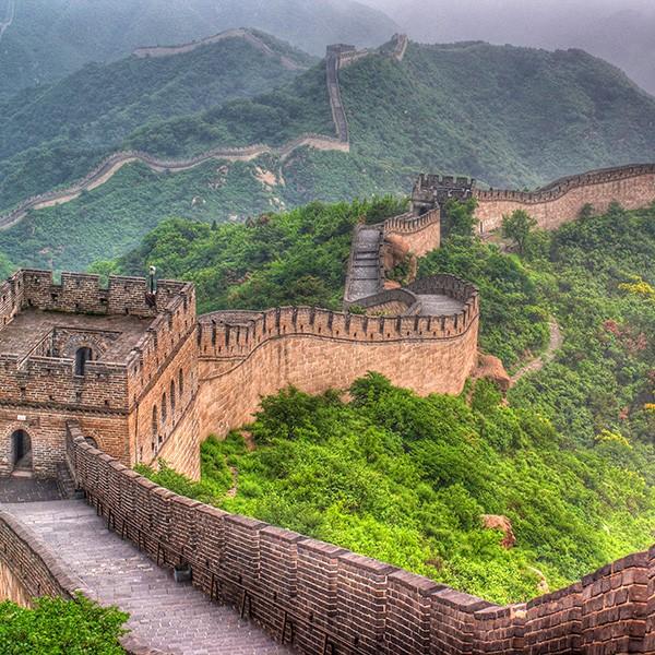 Gran Muralla china en Beijing
