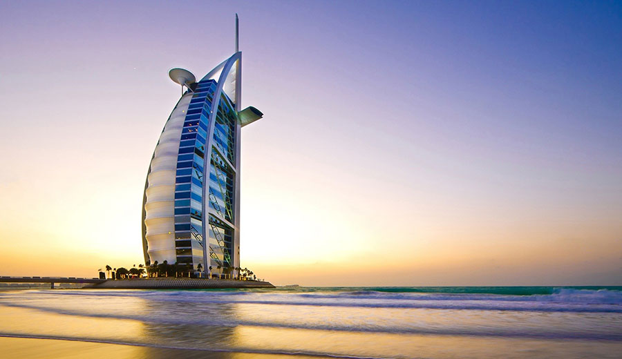 Dubai, destino ideal para viajar en nochevieja