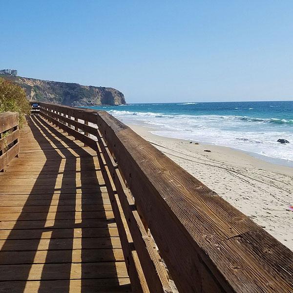 Playa de Laguna Beach en California