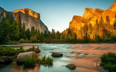 Parques Nacionales costa oeste de EEUU