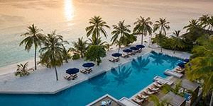 Resort de lujo en Maldivas Faarufushi
