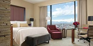 Hotel 5 estrellas de lujo Four Seasons Denver