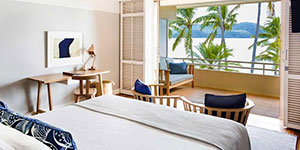 Hamilton Island Beach Club Australia para viajes de novios