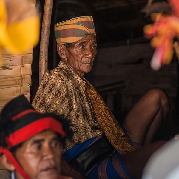 aldea Wunga en Sumba
