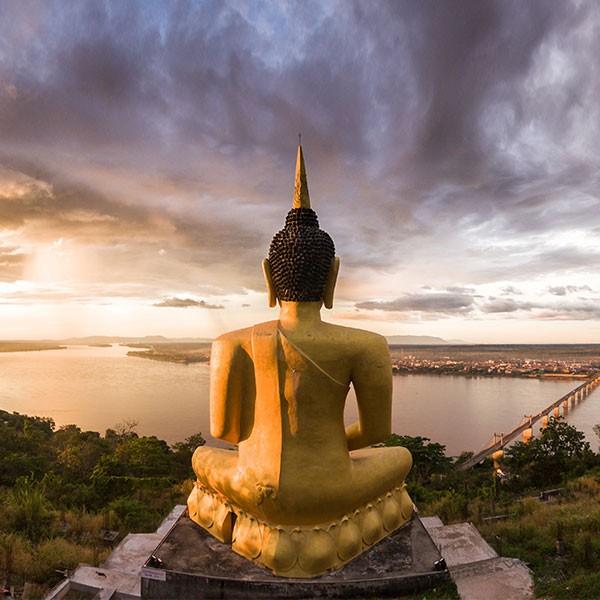 Templo Vat Phou en Laos