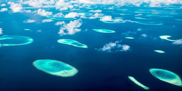 Vuelo en hidroavión en Islas Maldivas