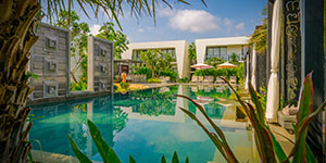 Hotel boutique Metta Residence and Spa Siem Reap