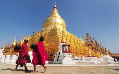 Myanmar y Camboya
