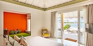 Resort en Maldivas Todo incluido Olhuveli