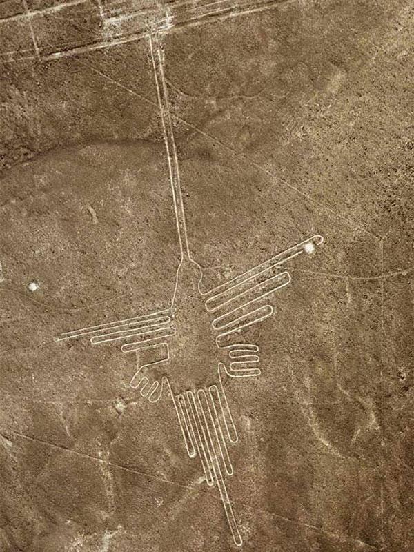 Lineas de Nazca, imprescindible en el viaje a Perú