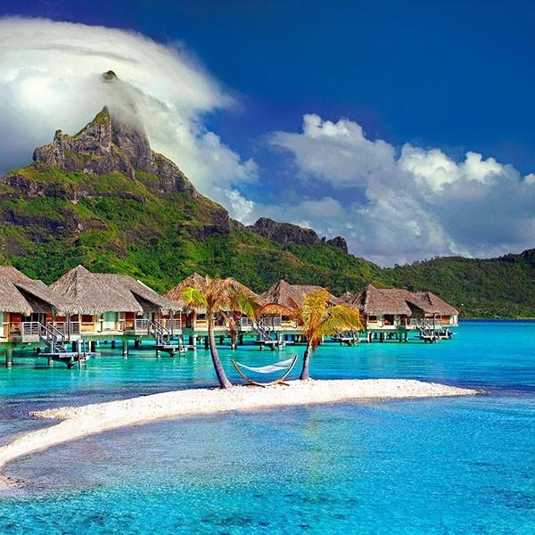 Moorea, inicio de la luna de miel a la Polinesia francesa