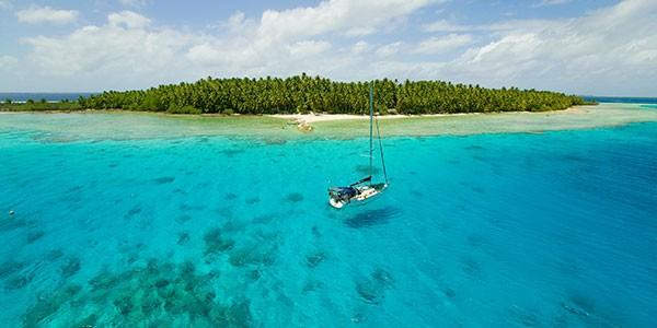 Crucero privado en catamarán por la Polinesia francesa