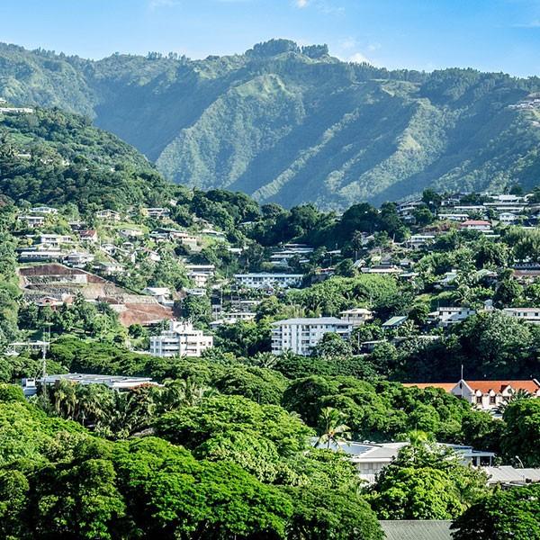 Papeete, Tahití