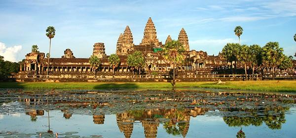 Templos de Angkor, visita imprescindible en los viajes a Camboya