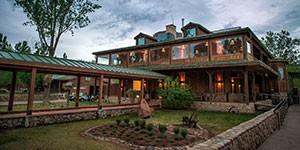 Hotel 5 estrellas Sorrel River Ranch