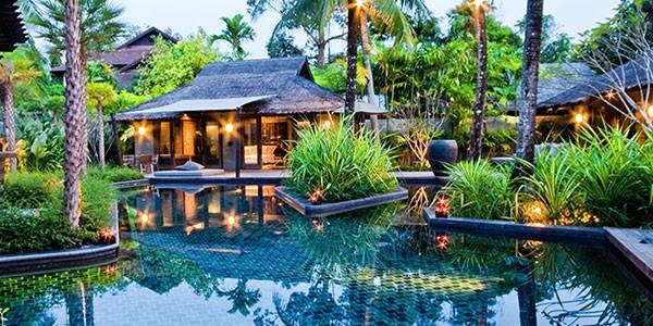 The Slate Phuket Villa privada con piscina