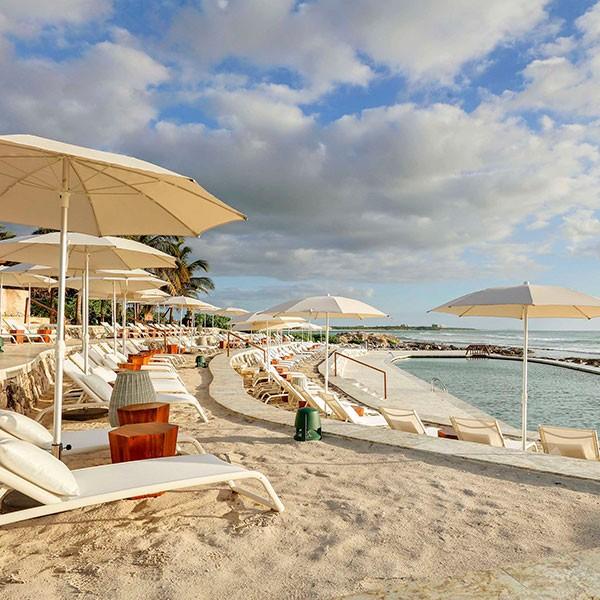 Club de Playa de TRS Yucatán en Riviera Maya