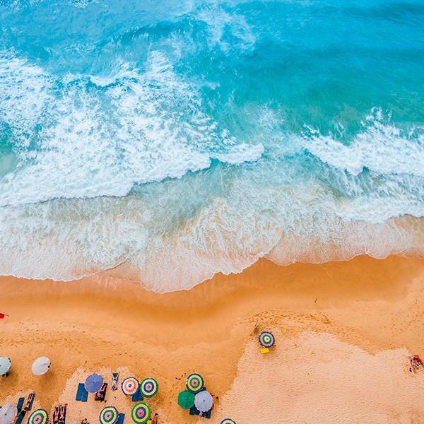 Playa en Phuket Tailandia