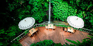 Resort 5 estrellas The Kayon Ubud
