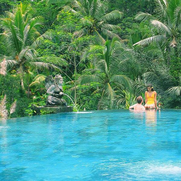 Resort The Kayon en viaje luna de miel en Bali y Tailandia