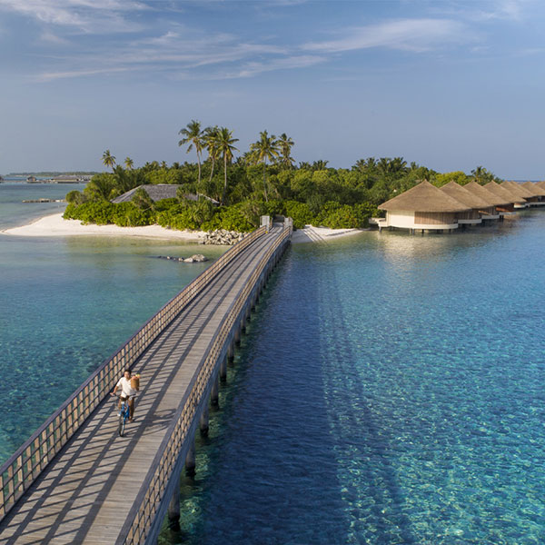 The Residence Maldivas practicar snorkel
