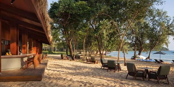 Playas de Koh Russey en el viaje a Camboya
