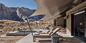 Hotel 5 estrellas Amangiri luxury Resort