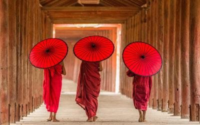 Birmania en hoteles de lujo