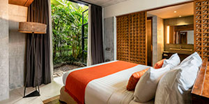 Hotel luxury boutique Bisma Eight Ubud