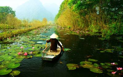Vietnam, Camboya y Tailandia