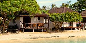 Havaiki Lodge bungalow tradicional