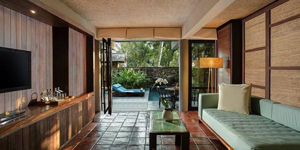 Villa privada con piscina en Jeeva Klui resort