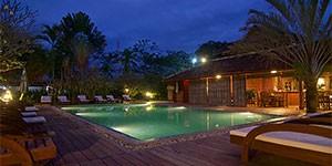 Lodge des Terres Rouges en Ratanakiri