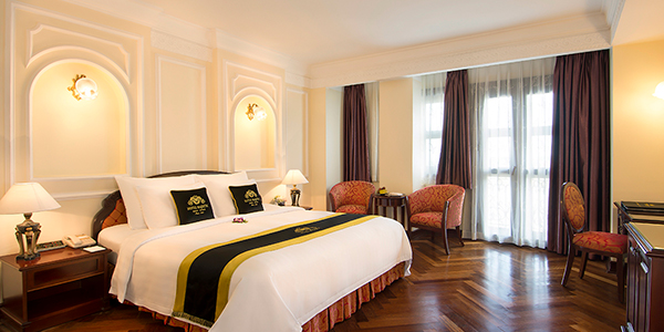 Hotel Majestic Saigón