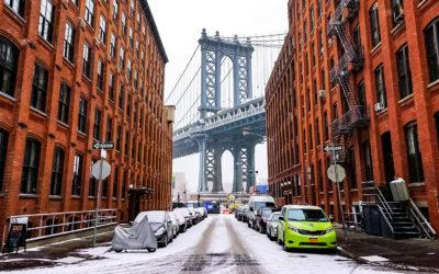Nueva York y costa oeste