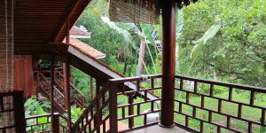 Hotel de lujo Rajabori Villas en Kratie