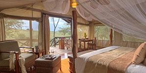 Campamento safari Sarova Mara Game Camp en Masai Mara