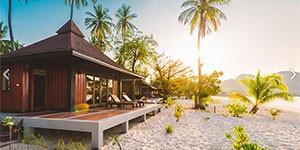Resort Sivalai Beach Resort en Koh Mook